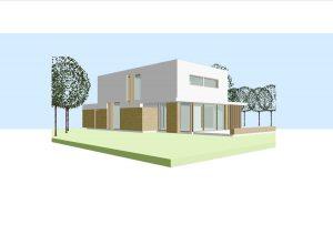 Woningbouw Villa